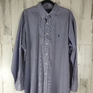 Men's Ralph Lauren Yarmouth Dress Shirt